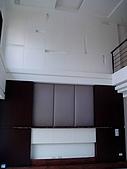 94年獨立室內設計作品(新營黃公館獨棟設計):1F主牆