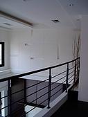94年獨立室內設計作品(新營黃公館獨棟設計):2F挑高區-1
