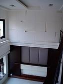 94年獨立室內設計作品(新營黃公館獨棟設計):2F挑高區-3