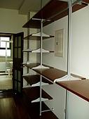 94年獨立室內設計作品(新營黃公館獨棟設計):主臥更衣間