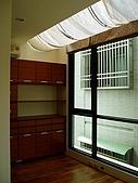 94年獨立室內設計作品(新營黃公館獨棟設計):主臥書房-1