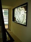 94年獨立室內設計作品(新營黃公館獨棟設計):主臥梯間-1
