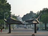 校園美景相簿:成大大型雕塑