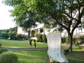 校園美景相簿:大葉大學圖書資訊大樓