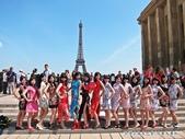 荷比法之旅-法國篇:高雄餐旅大學航空運輸系同學的復古party