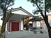 新化虎頭埤:奉安殿