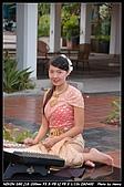 曼谷:Marriott飯店的古箏泰妹
