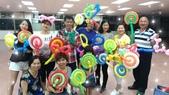 我的氣球作品:學員合照