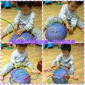 AA Play time 3 活動寫真:精細動作發展~插毛根遊戲