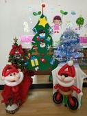 我的氣球作品:耶誕節佈置