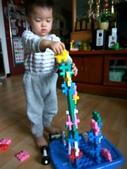 AA Play time 3 活動寫真:小肌肉發展~積木操作