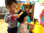 AA Play time 3 活動寫真:社會情緒發展~學當美髮師