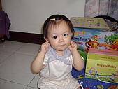200705小昀蓁的居家生活...:放鞭炮時記得把耳朵摀住