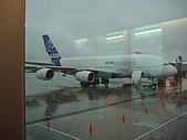 20070609日本~三都物語(京都+大阪+神戶):登機途中......