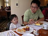 20070613日本~三都物語(京都+大阪+神戶):大阪 凱悅大飯店自助式早餐