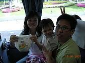 20070613日本~三都物語(京都+大阪+神戶):遊覽車上......
