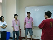 English Summer Camp:教大家自我介紹