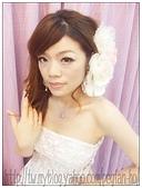 簡約甜美白紗~♥carol♥:051501.jpg