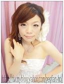 簡約甜美白紗~♥carol♥:051503.jpg