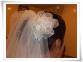 私人聚會:010630新娘頭飾