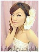 簡約甜美白紗~♥carol♥:051508.jpg