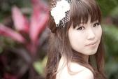 自然系春妝X日系甜美花苞頭 新娘彩妝造型作品《甜漾春意》:甜漾-1.jpg