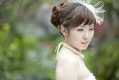 自然系春妝X日系甜美花苞頭 新娘彩妝造型作品《甜漾春意》:甜漾-5.jpg