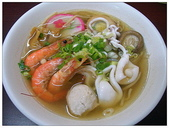 部落格~美食小吃:海鮮拉麵