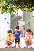 20151108_小啵啵玫瑰疹後於中央大學: