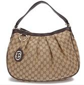 GUCCI時尚經典女包-全部現貨-實物拍攝:包包163號 z Gucci-232955-sukey 中號 圓底包尺寸40x12x30CM=2350.jpg