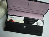 COACH皮夾-全部現貨-實物拍攝 :皮夾111號 COACH 經典熱賣長夾多功能長夾-2=1250 (2).jpg