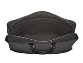 LV經典熱賣男包-全部現貨-實物拍攝 :包包145號 LV-N41146-黑色皮質手提包 公事包尺寸W41D7H31cm=3500 (1).jpg