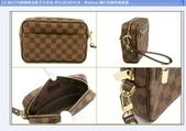 LV經典熱賣男包-全部現貨-實物拍攝 :包包327號 w LV N61739 經典時尚格子手拿包尺寸W21H14D5CM=1500.jpg