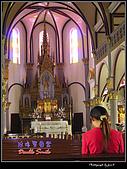天主教玫瑰聖母堂之笑笑:111209