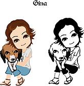 2009生日:Gina2.jpg