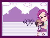 2009生日:Gina-桌布1.jpg