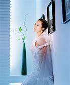 浪漫國際婚紗孫建輝&燕君:數位婚紗攝影  新娘秘書 012