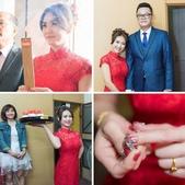 志翔 文鈴結婚婚禮記錄-1:相簿封面