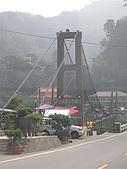 970405~06阿里山賞櫻之旅:阿里山公路旁的地久橋