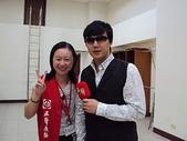 採訪活動照:98金嗓風華演唱會