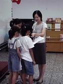 採訪活動照:100.07.05超級稅客 兒童廣播營