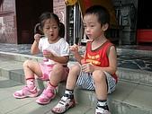 2009.08.15小妞_金山蕃薯節:P8153363.JPG