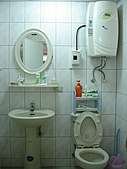 淡水寢室:浴室