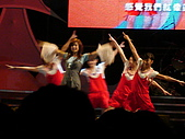 愛河聖誕夜:紅衣舞者