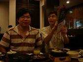 英文營聚餐:我和彥廷