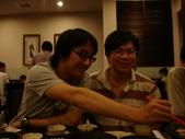 英文營聚餐:我和漢鼎