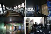 20120117 飯店自助早餐‧光伸珍珠免稅:連接博多運河城空橋前往 櫛田神社