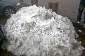 20091129 安徽池洲九華山地藏王菩薩朝聖4天之旅(早去午回))第二天:017 路邊雪堆