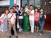 20080719 研究所同學淡水領事館聚餐:景點-淡水舊郵局合照