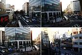 20120117 飯店自助早餐‧光伸珍珠免稅:連接博多運河城空橋前商店